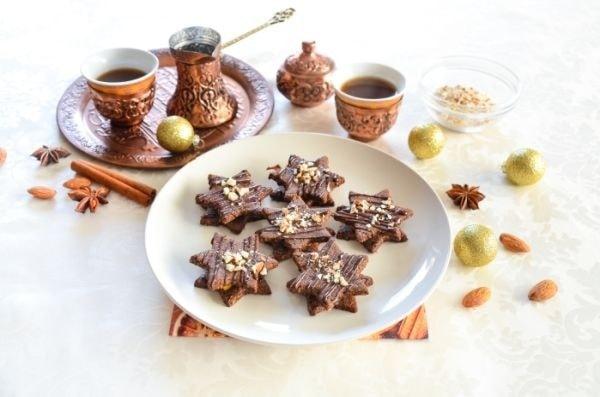 buckwheat-stars-homemade-apricot-jam