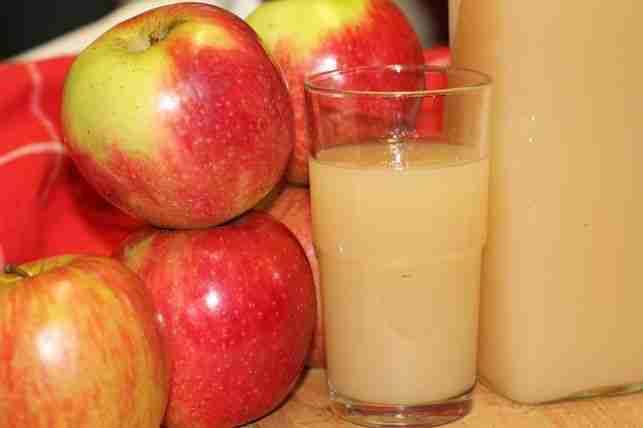Apple Juice Recipe For Babies