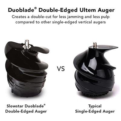 Slowstar_SW-2000_auger_comparison