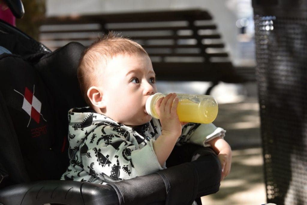 juicing-for-babies