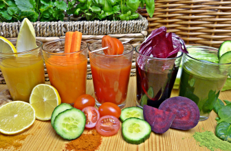 Keep It Green and Healthy: 6 Fat Burning Juices That Are Great For You