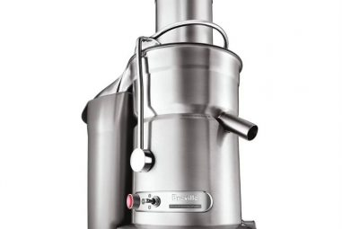 Breville 800JEXL Juice Fountain Elite 1000-Watt Juice Extractor Review