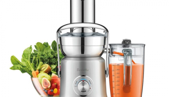 Breville Juice Fountain Cold (BJE430SIL) Review
