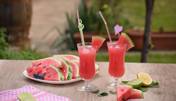 Watermelon Juice Recipe For Weight Loss